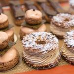 Assortiment de gâteaux de L'Atelier des Gourmands