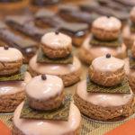 Religieuses caramel au beurre salé de l'Atelier des Gourmands