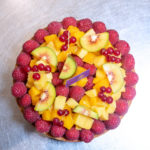 La tarte framboise mangue : un dessert à partager