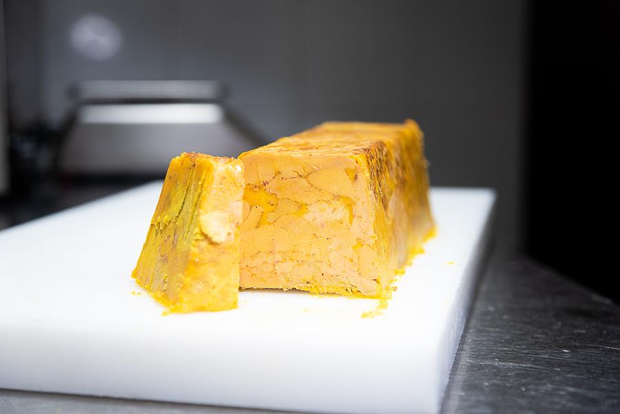 Foie gras proposé par L'Atelier des Gourmands, traiteur événementiel à Paris 15e
