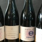 On n'oublie pas les sélections de vins pour accompagner les plats cuisinés de l'Atelier des Gourmands
